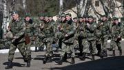 Ukraine triển khai thêm quân sát biên giới Nga
