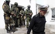 Tư lệnh Hải quân Ukraine bị tạm giữ tại Crimea