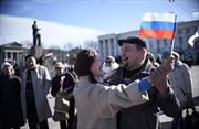 Nga sẽ hoàn tất thủ tục pháp lý về Crimea trong tuần này