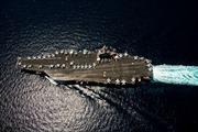 Mỹ nghi Iran đóng 'nhái' tàu sân bay lớp Nimitz