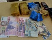 Thu 6.000 viên ma túy tuồn từ Lào về Việt Nam