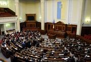 Quốc hội Ukraine chia rẽ về gói cứu trợ của IMF