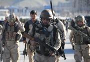 Taliban tấn công trụ sở bầu cử Afghanistan