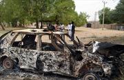 Tấn công liều chết tại Nigeria, 21 người thiệt mạng