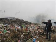 Vĩnh Phúc: Người dân bức xúc vì bãi rác thải gây ô nhiễm