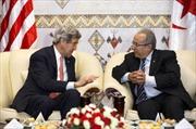 Mỹ hối thúc Israel và Palestine thỏa hiệp
