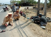 Tai nạn giao thông, hai vợ chồng thiệt mạng