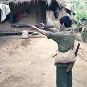 Đối tượng dùng súng kíp bắn chết công an xã sa lưới