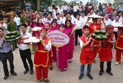 Giỗ tổ Hùng Vương: Hội tụ khối đại đoàn kết toàn dân tộc