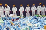 Pháp thu giữ lượng lớn dược phẩm giả từ Trung Quốc