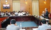 Hoàn thiện các dự án luật trước khi trình Quốc hội