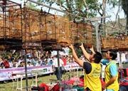 Nhiều hoạt động sôi nổi tại Festival Huế 2014