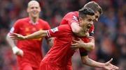 Liverpool tiến sát ngôi vô địch