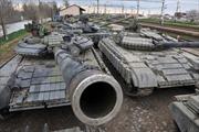 Nga dừng trả vũ khí ở Crimea cho Ukraine