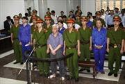 Bị cáo Nguyễn Đức Kiên cùng 8 đồng phạm hầu tòa