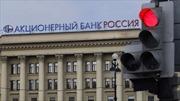 Moskva xem xét kiện Mỹ do trừng phạt các ngân hàng Nga