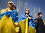 Quốc hội Ukraine thảo luận về tình hình miền Đông