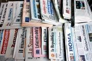 Khủng hoảng ngành báo in Italy