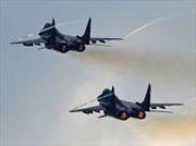 Nhật Bản điều chiến đấu cơ chặn máy bay quân sự Nga
