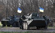 Ukraine tiếp tục chiến dịch 'chống khủng bố' bất chấp thỏa thuận Geneva