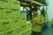 Hà Nội: Thu 52.000 hộp thuốc Boganic có dấu hiệu vi phạm