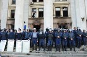 Ukraine điều động bổ sung đơn vị đặc nhiệm tới Odessa