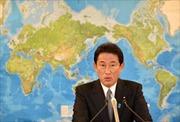 Nhật Bản quan ngại hành động đơn phương trên Biển Đông