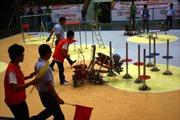 Đại học Lạc Hồng vô địch cuộc thi Robocon 2014