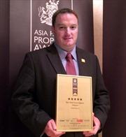 Savills đoạt giải thưởng bất động sản châu Á - Thái Bình Dương