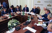 Ukraine tiến tới tổ chức 'Hội nghị bàn tròn' tại miền Đông