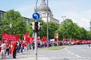 Người Việt tại Đức biểu tình mạnh mẽ phản đối Trung Quốc
