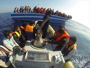 Italy cứu sống gần 500 người nhập cư