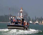 Công bố 35 khu neo đậu tránh bão cho tàu cá