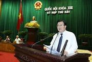 Quốc hội xem xét đề xuất sửa đổi Luật Nhà ở