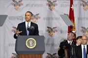 Bài diễn văn định hình 'học thuyết chính sách đối ngoại Obama'