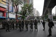 Chính quyền quân sự Thái Lan cấm biểu tình phản đối đảo chính
