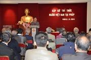 Phát huy nguồn lực trí thức Việt kiều tại Pháp