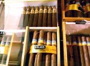 Cuba tăng cường xuất khẩu xì gà cuốn máy