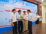 Hơn 5000 sinh viên tình nguyện tham gia 'Tiếp sức mùa thi' 2014