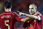 2h ngày 14/6: Tây Ban Nha - Hà Lan: Đâu khó, có Iniesta?