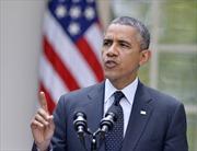 Tổng thống Mỹ phản đối hành động của Trung Quốc trên biển
