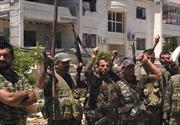 Quân đội Syria giành lại thành phố chiến lược Kassab