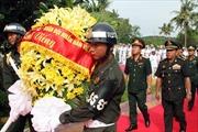 Đoàn đại biểu QĐND Việt Nam thăm và làm việc tại Campuchia