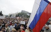 Gần 19.000 người Ukraine chạy tị nạn sang Nga