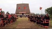 Già làng Đinh Nonh làm nhiều việc tốt cho dân