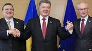 EU ký thỏa thuận liên kết với Ukraine, Gruzia và Moldova