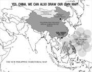 Dân Philippines 'phát hành' bản đồ mới, coi Trung Quốc là tỉnh trực thuộc!
