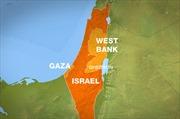 Máy bay Israel không kích, quần thảo Dải Gaza