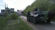 Pháo kích từ Ukraine rơi vào lãnh thổ Nga