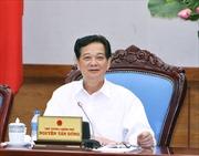 Chính phủ họp phiên thường kỳ tháng 6/2014